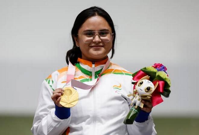 Paralympics Gold Medal India